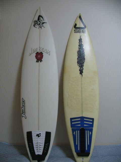 サーフボード1