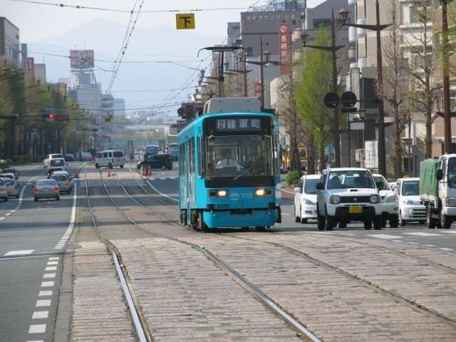 熊本路面電車1