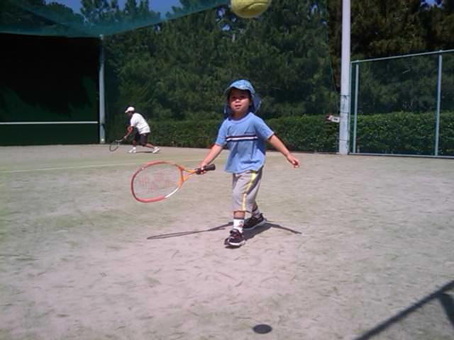 Air Hikaru 硬式ボール初打ち