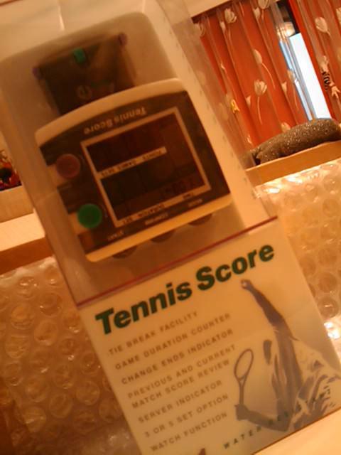 株式会社 ダイナテック Tennis Score