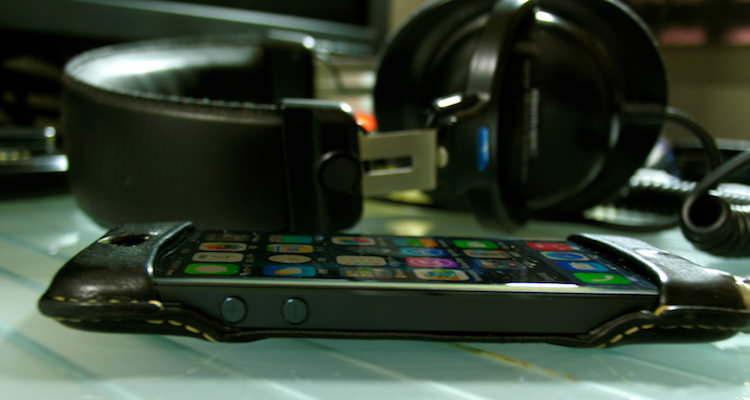 iPhone5 Case Black