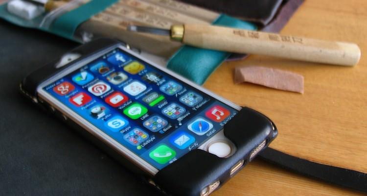 ROBERU iPhone5ケースを改造