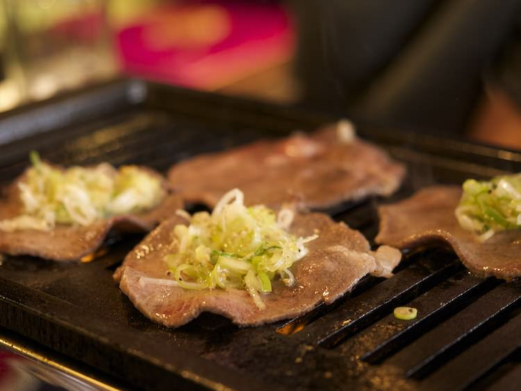 韓国料理テハン 牛タン塩