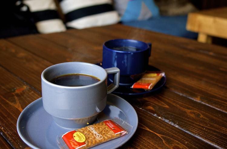 Coast Life のコーヒー