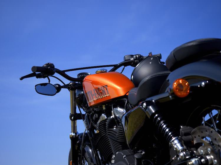 Harley-Davidson XL1200X Sportster Forty-Eight
